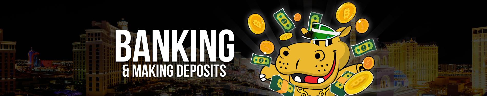 Banking & Making Deposits