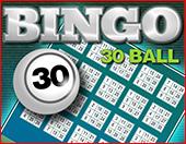 BINGO 30-Ball